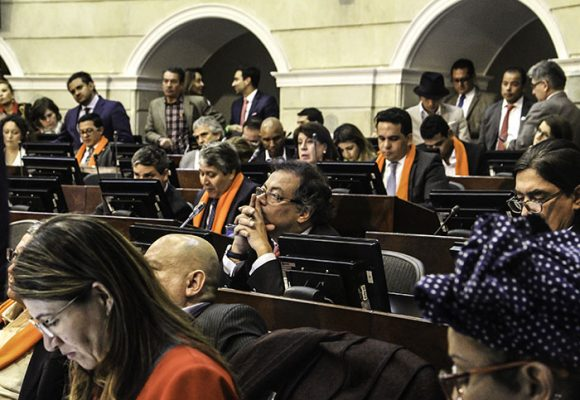 """""""Continúa el matoneo contra Gustavo Petro"""""""