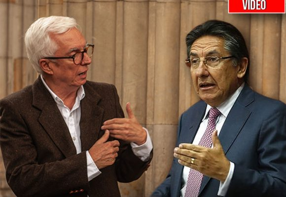 Sus negocios del pasado terminarán tumbando al fiscal Martínez: Jorge Enrique Robledo