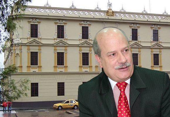 El absurdo caso de Luis Fernando Rosas Londoño