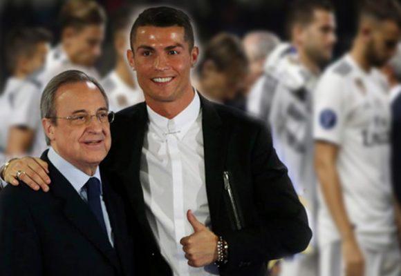 Los millonarios negocios personales de Florentino que hundieron al Real Madrid