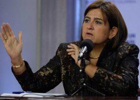 Estreno de María Lorena Gutiérrez entre las grandes ligas de la infraestructura