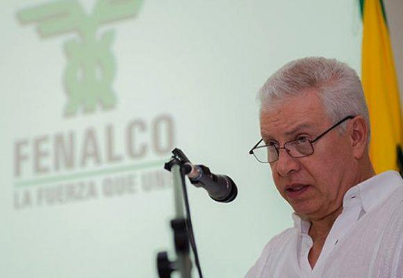 Efímera presidencia de Pedro Marún en Fenalco