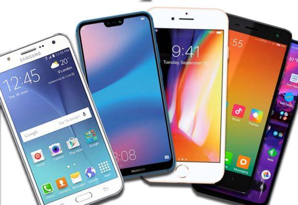 Smartphones: Samsung el líder, pero Xiaomi y Oppa entran al top 5