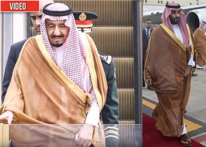 El rey saudí que le enseñó a derrochar a su hijo, el principe Muhammed