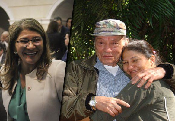 La viuda de Manuel Marulanda, la nueva voz del Partido Farc