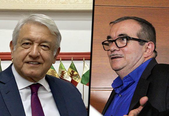 Listos Timochenko y Granda para viajar a la posesión de López Obrador
