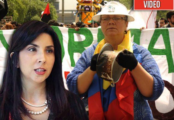 La marcha estudiantil logró un primer resultado: la ministra los recibe este lunes