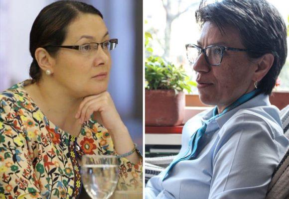 Los hombres no sirvieron.... ya es hora de que una mujer sea alcalde de Bogotá