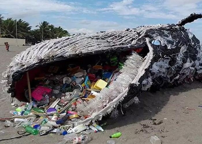 Nos llenamos de plástico, ¿qué hacemos?