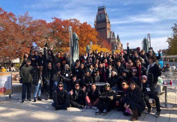 Los 80 jóvenes cantores paisas que deslumbraron a los estadunidenses