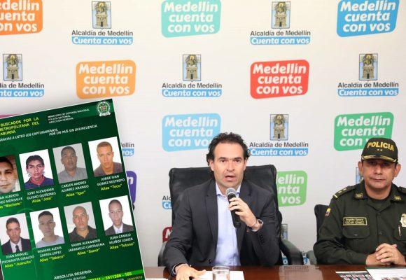 """Con alias """"Samir"""" ya son 122 los cabecillas capturados en Medellín"""