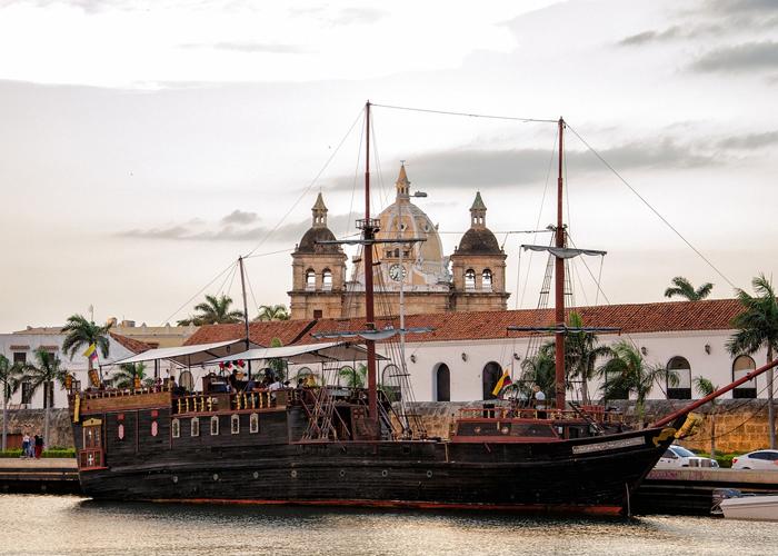 Cartagena, de fiesta con el turismo