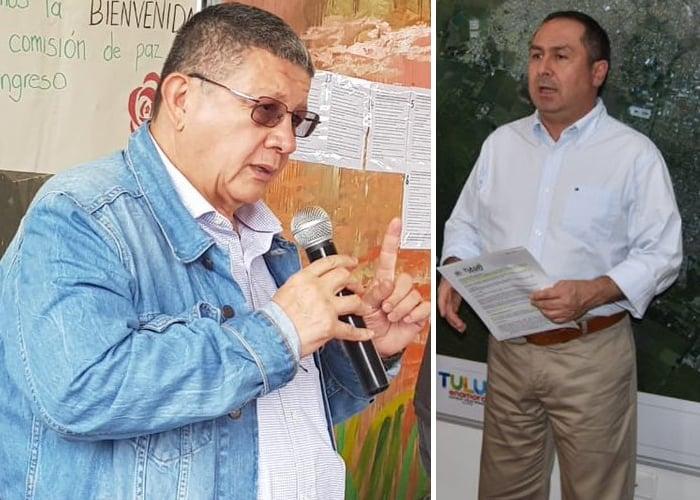 Pablo Catatumbo le responde al alcalde de Tulúa