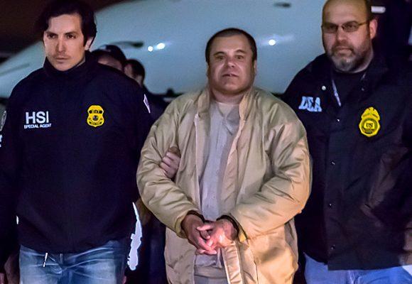 El juicio al Chapo Guzmán: vigilar y castigar
