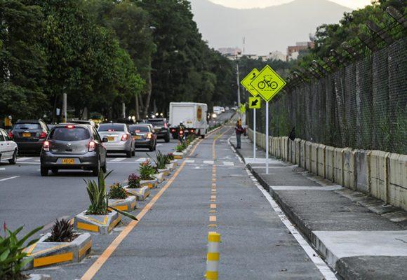 Medellín, una ciudad que se llena de ciclorrutas