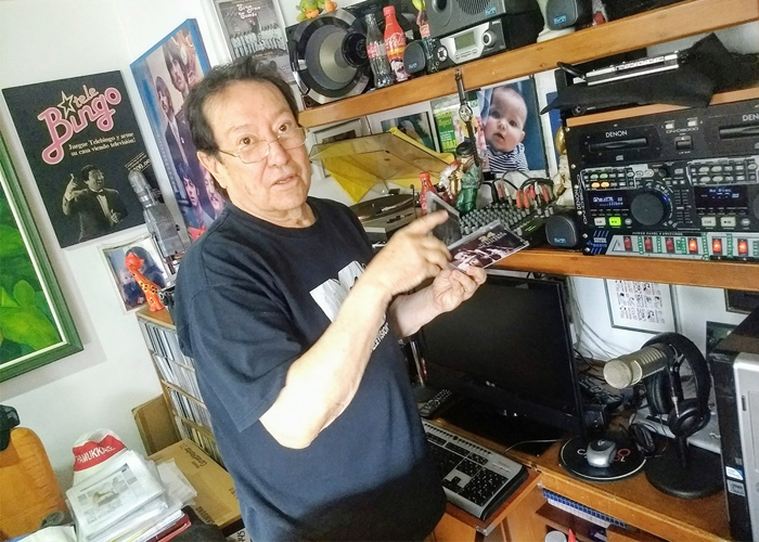 Marco Aurelio Álvarez, el Señor Bolero, anhela su regreso a la radio