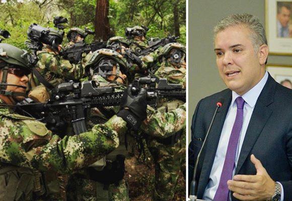 Hacer la guerra adentro y hablar de paz afuera, las paradojas de Colombia