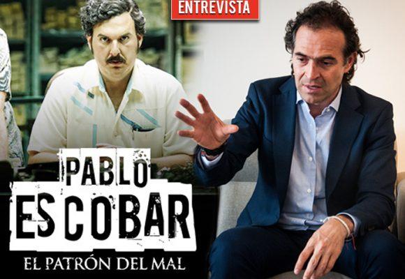 """""""Necesitamos exorcizar a Pablo Escobar"""": Federico Gutiérrez"""