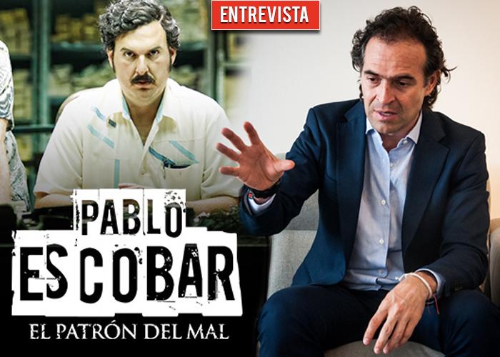 """""""Necesitamos exorcizar imagen de Escobar"""": Federico Gutiérrez"""