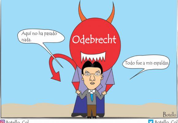 Caricatura: la sombra del fiscal