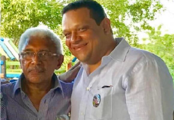 Excomandante Joaquín Gómez, la atracción de las fiestas de Papayal en La Guajira