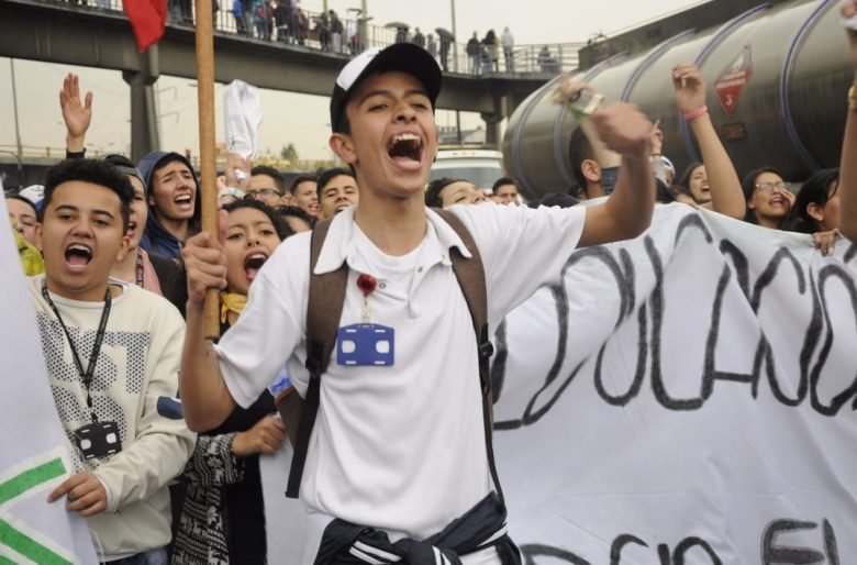 ¿Las marchas estudiantiles están conectadas con las nuevas realidades educativas?