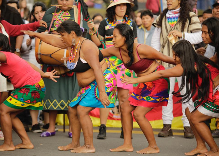 No habrá paz sin la inclusión de los pueblos indígenas