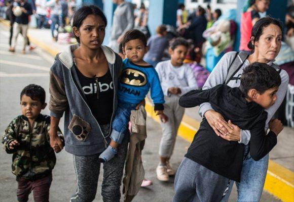 La invasión venezolana
