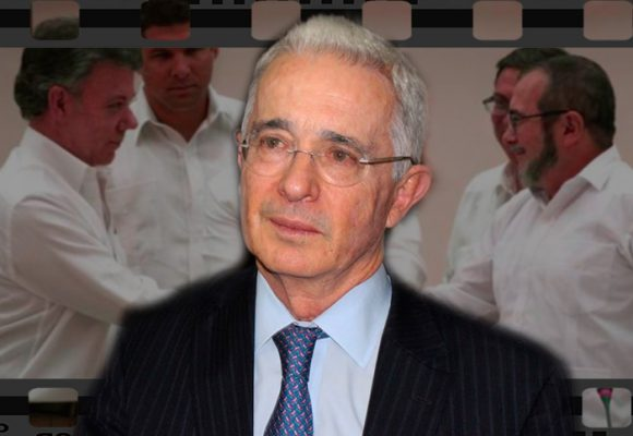 La película que sacó de casillas a Álvaro Uribe. VIDEO