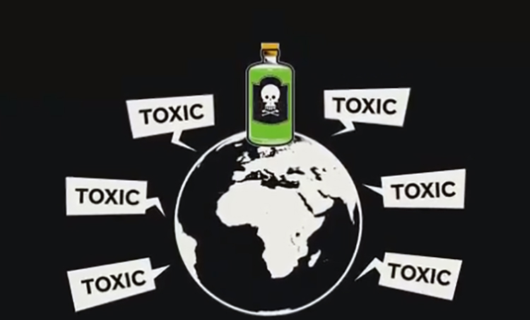 Un tóxico 2018