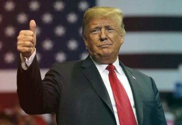 Qué se le va a hacer: Trump ganó