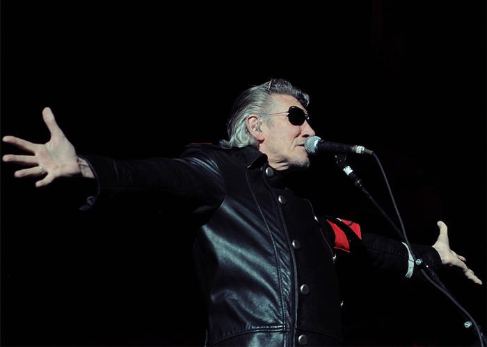 Roger Waters y su camuflado concierto racista