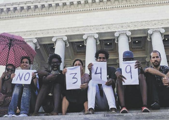El arte bajo amenaza: Decreto 349 enfrenta a artistas y gobierno en Cuba