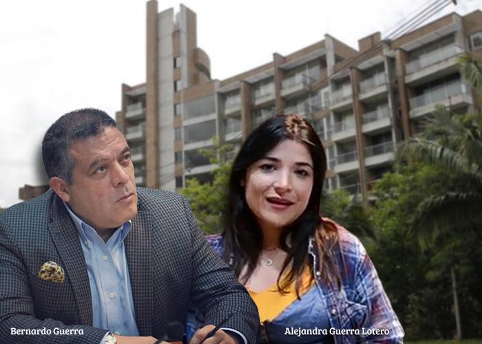 Los favores familiares que enredan a Bernardo Alejandro Guerra