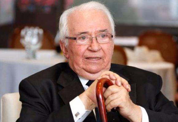 Confirmado: Fallece el expresidente Belisario Betancur