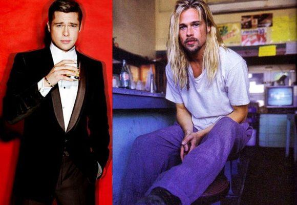 Las borracheras que acabaron con Brad Pitt