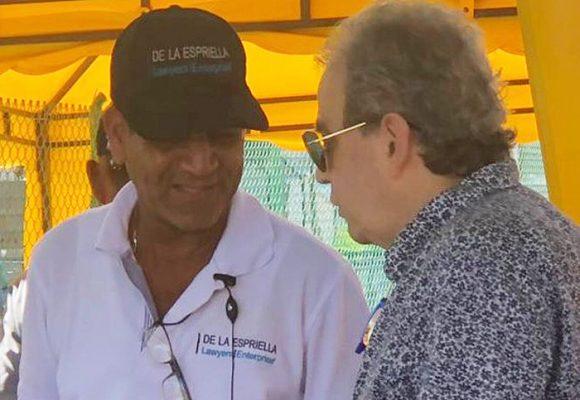 Regresó el narco Carlos Náder Simmonds a Colombia