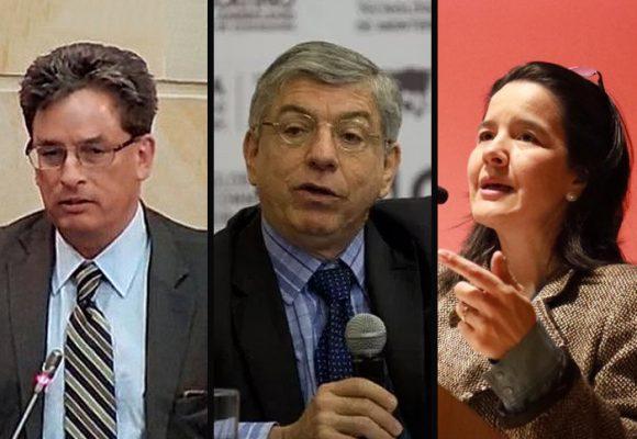 """El """"No"""" de Gaviria a los ministros Carrasquilla y Constaín"""