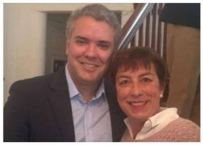 Duque cumplió: Claudia Ortiz es presidenta de la Agencia de Desarrollo Rural