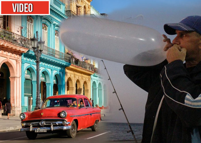 Los 1001 usos del condón en Cuba