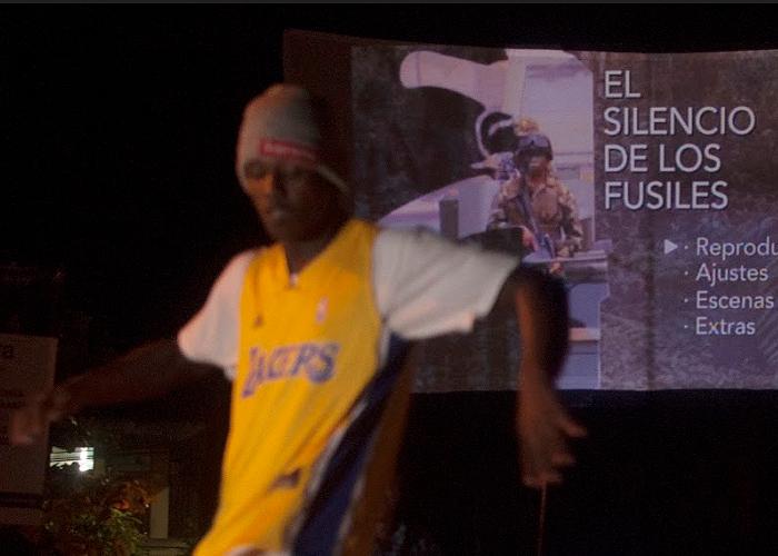 El hip hop suena a paz en el Magdalena Medio