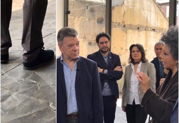 Rabia entre los exguerrilleros de las Farc por el monumento de Doris Salcedo