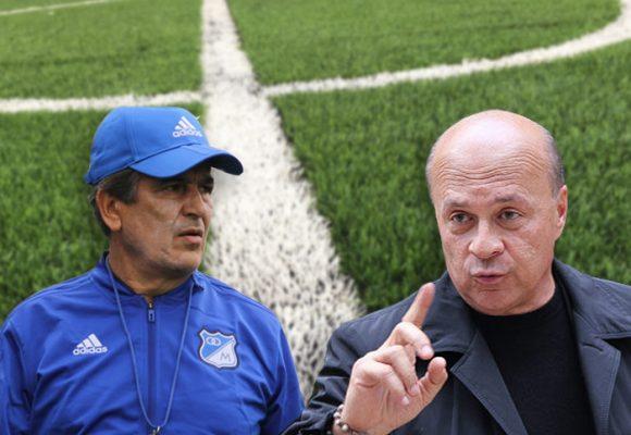 Dirigir a Millonarios: La revancha de Jorge Luis Pinto con Carlos Antonio Vélez