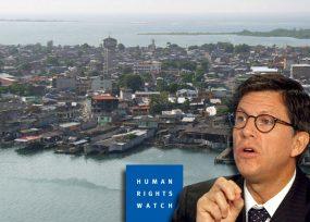 Jalón de orejas de Human Rights Watch por crisis en Tumaco