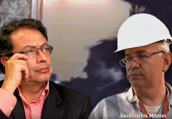 Juan Carlos Montes, el cordobés que guarda el secreto de la plata de Petro