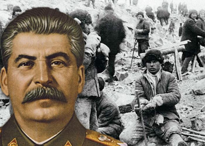 La carretera rusa que la crueldad de Stalin volvió cementerio
