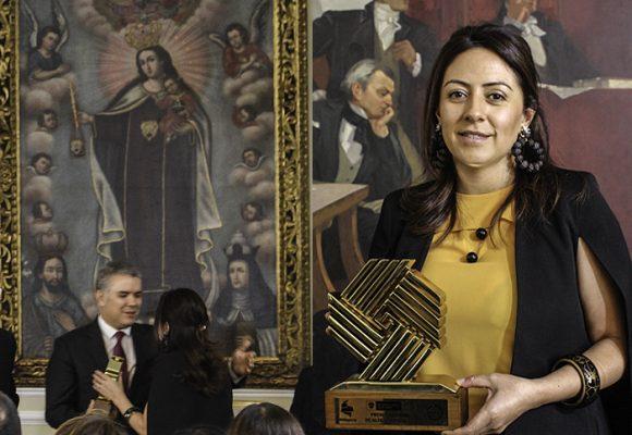 Premio Nacional de Alta Gerencia de la Presidencia para el IDEA