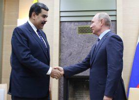 Con millones de dólares en armas Maduro compra el apoyo de Putin