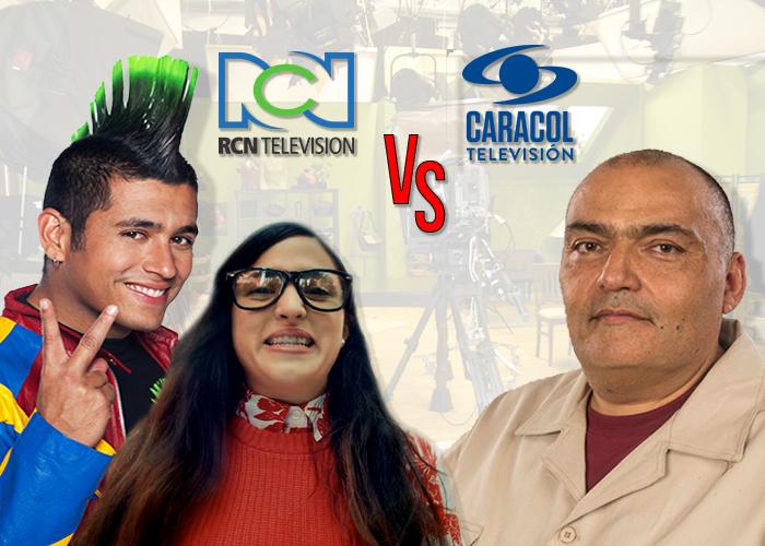 Lucho El Concejal Gallery: Las Cartas Del Canal RCN Para Ganarle El Pulso A Caracol