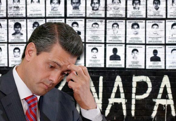 El pecado mortal de Peña Nieto